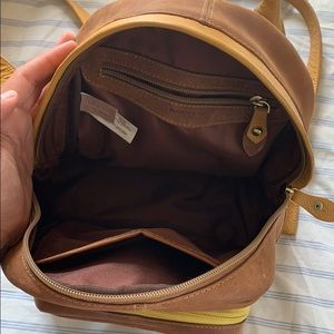 Accessories - Genuine Leather Backpack from Colombia
